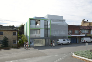 Photomontage - 56 Slade Road Bardwell Park - Chanine Design Pty Ltd